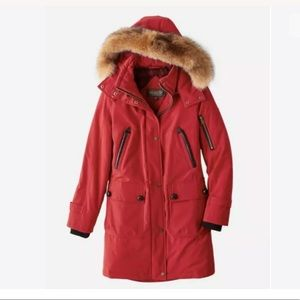 PENDLETON Coyote Fur Hooded Expedition Parka